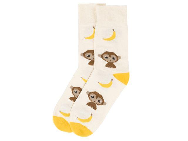 Skarpety bobby sox daj banana
