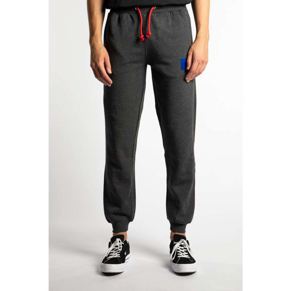 Spodnie russell athletic ernest cuff jogger e96092 098 winter charcoal marl winter charcoal marl