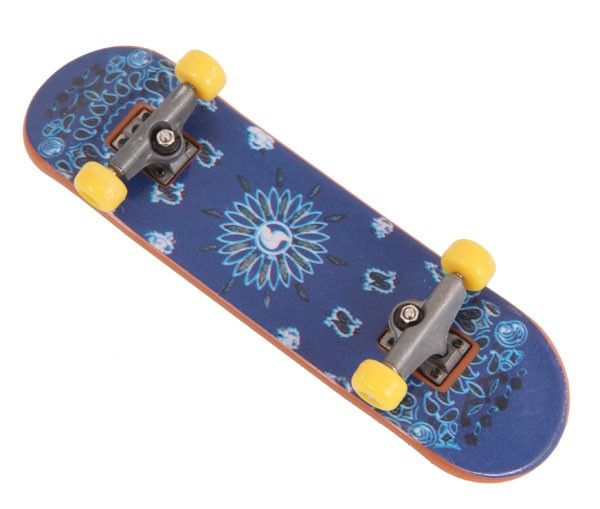 FINGERBOARD TECH DECK FLOWER YEL