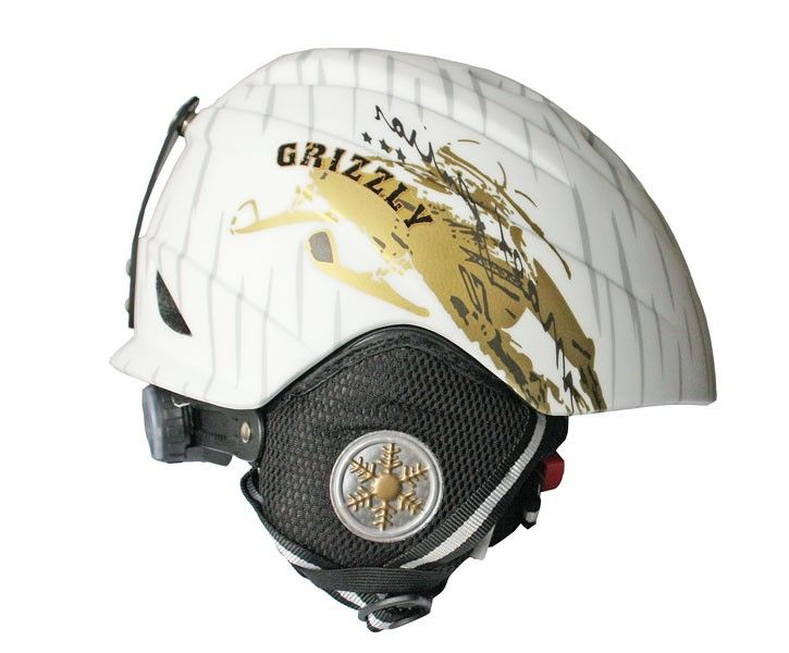 KASK AXER SPORT GRIZZLY WHT