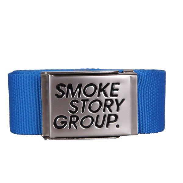 PASEK SSG SMOKESTORY BLU