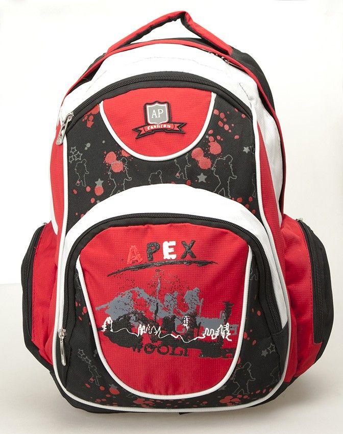 PLECAK APEX 8336 RED