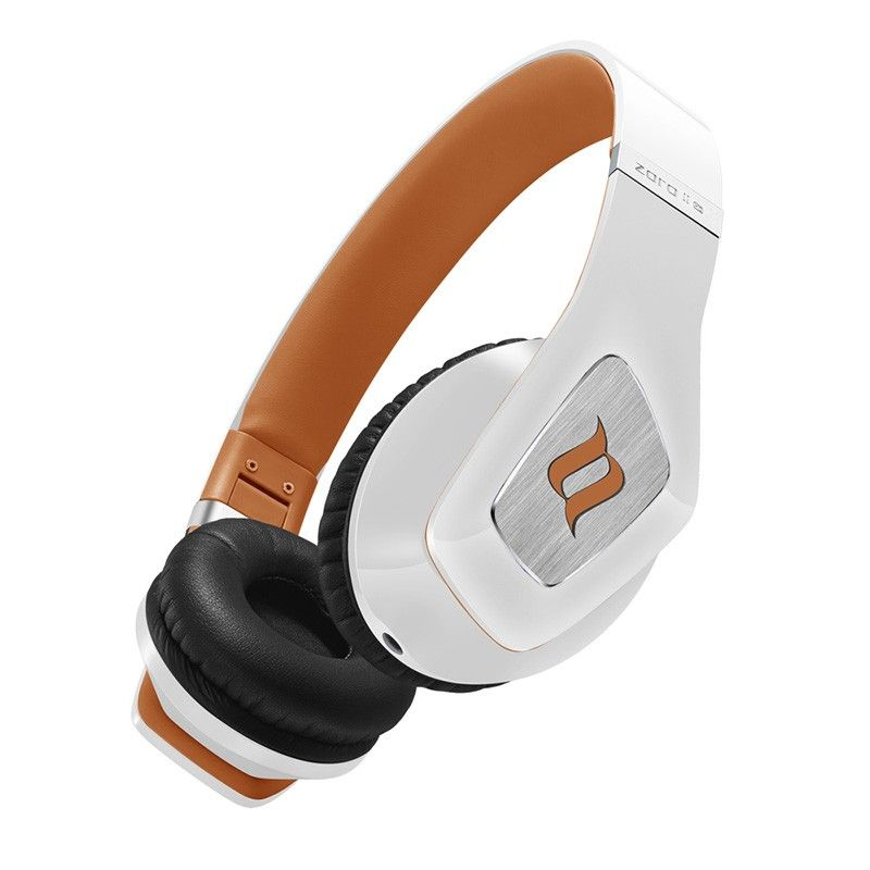 Słuchawki Noontec Zoro HD 2 Pearl White