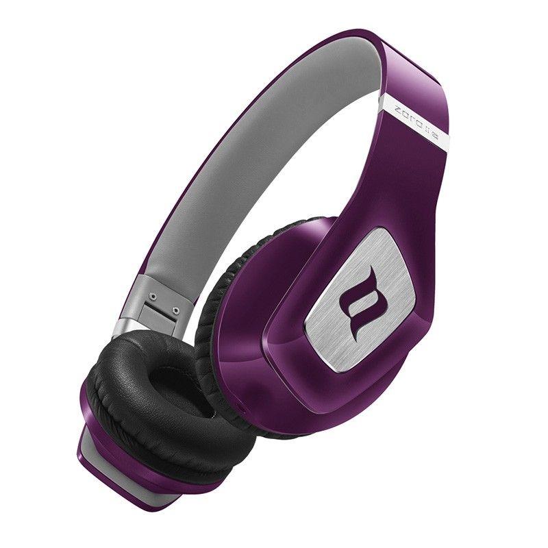 Słuchawki Noontec Zoro HD 2 Rose Violet
