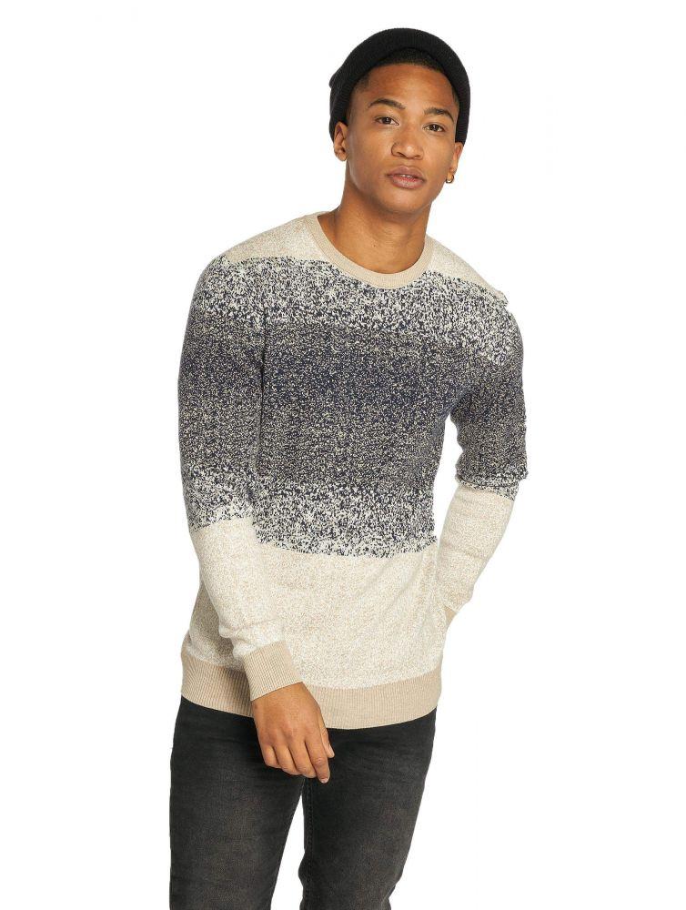 Sweter męski Bangastic Nigel beżowy
