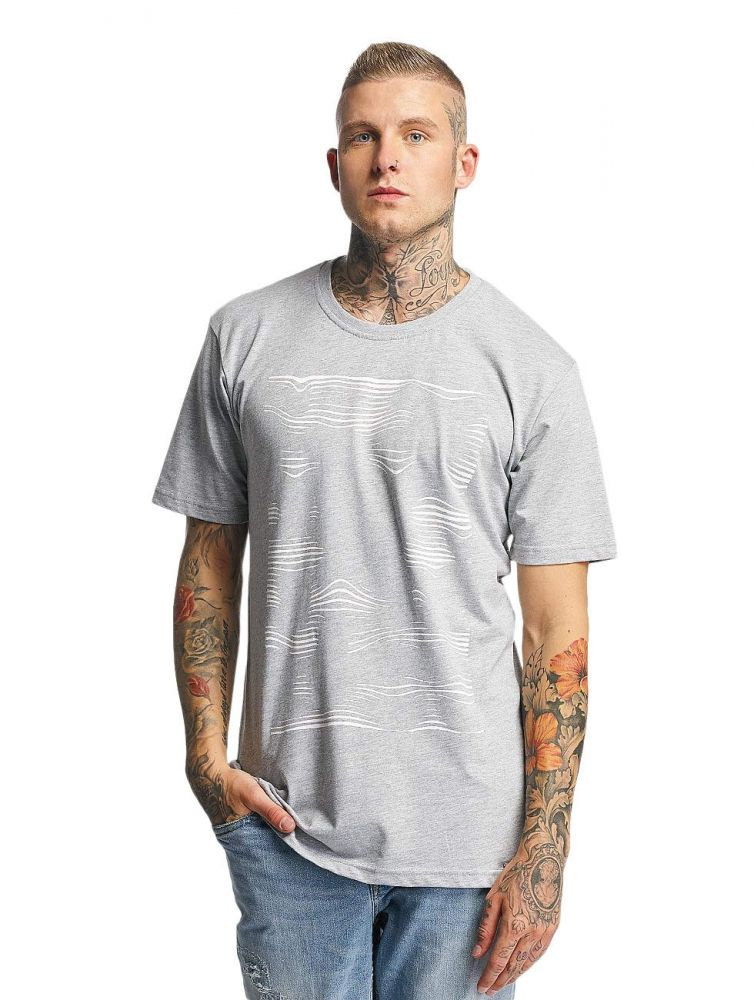 Cyprime / T-Shirt FireOpal in grey