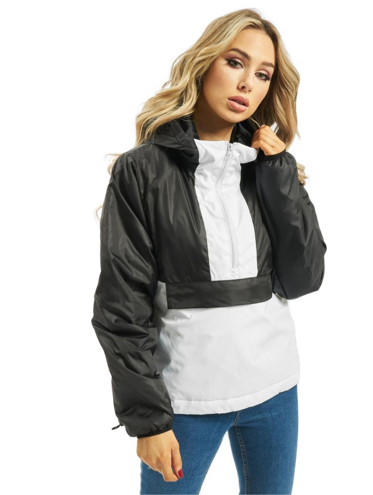 DEF / Lightweight Jacket Paige in black