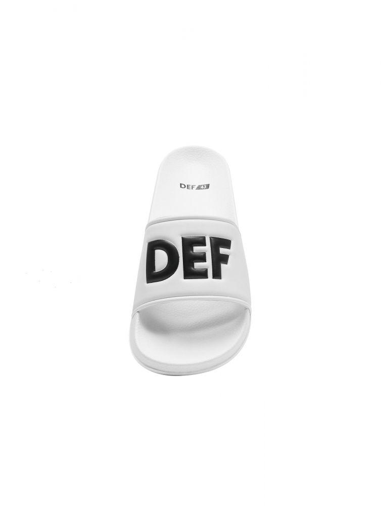 DEF / Sandals Defiletten in white