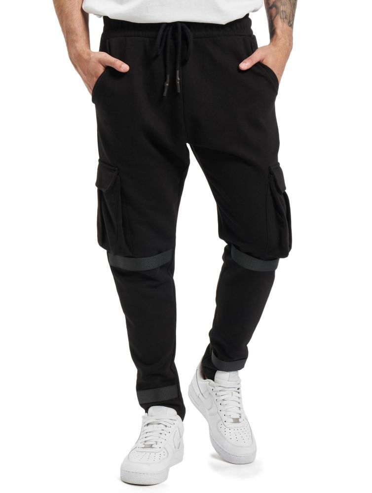 DEF / Sweat Pant Coda in black