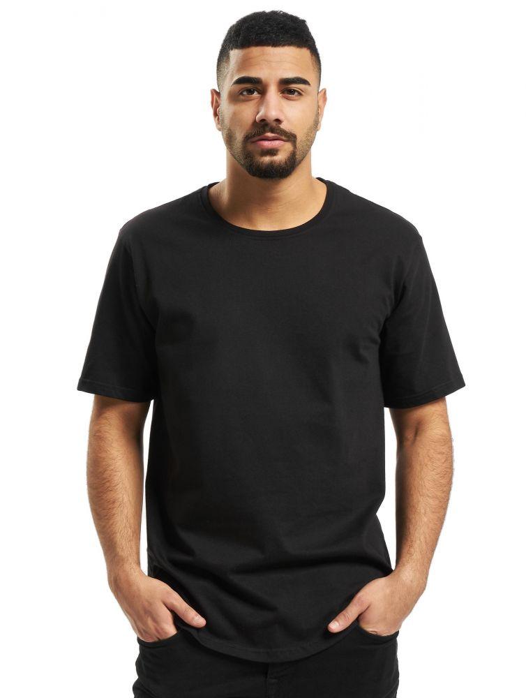 Koszulka DEF T-Shirt Lenny czarna bez logo