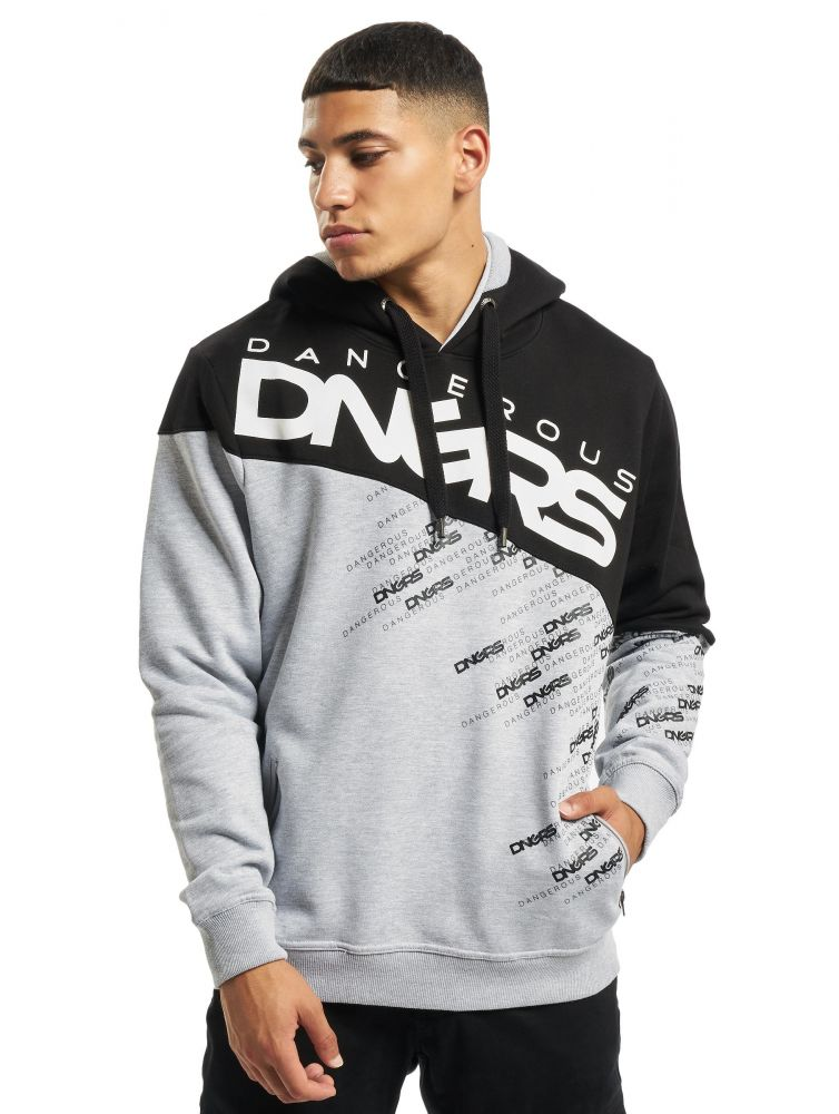 Dangerous DNGRS / Hoodie Swig in grey