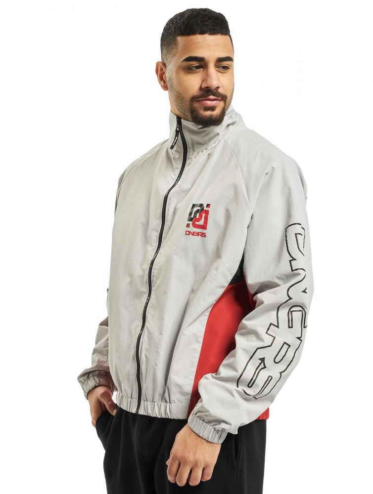 Dangerous DNGRS / Lightweight Jacket Thunder in grey