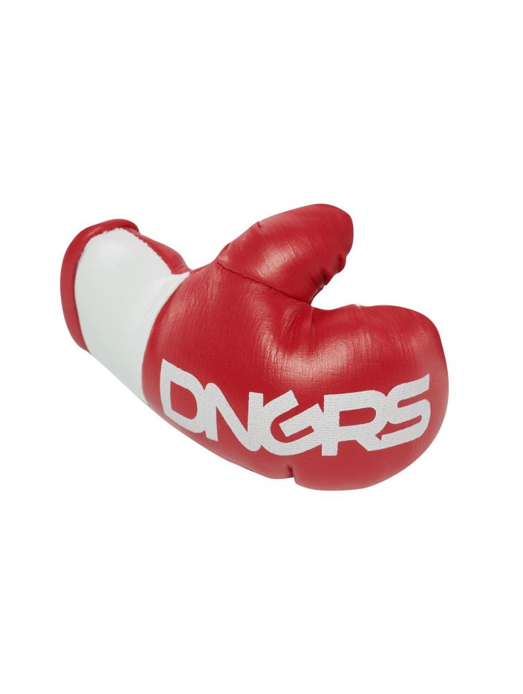 Brelok Dangerous DNGRS More Boxinggloves in red