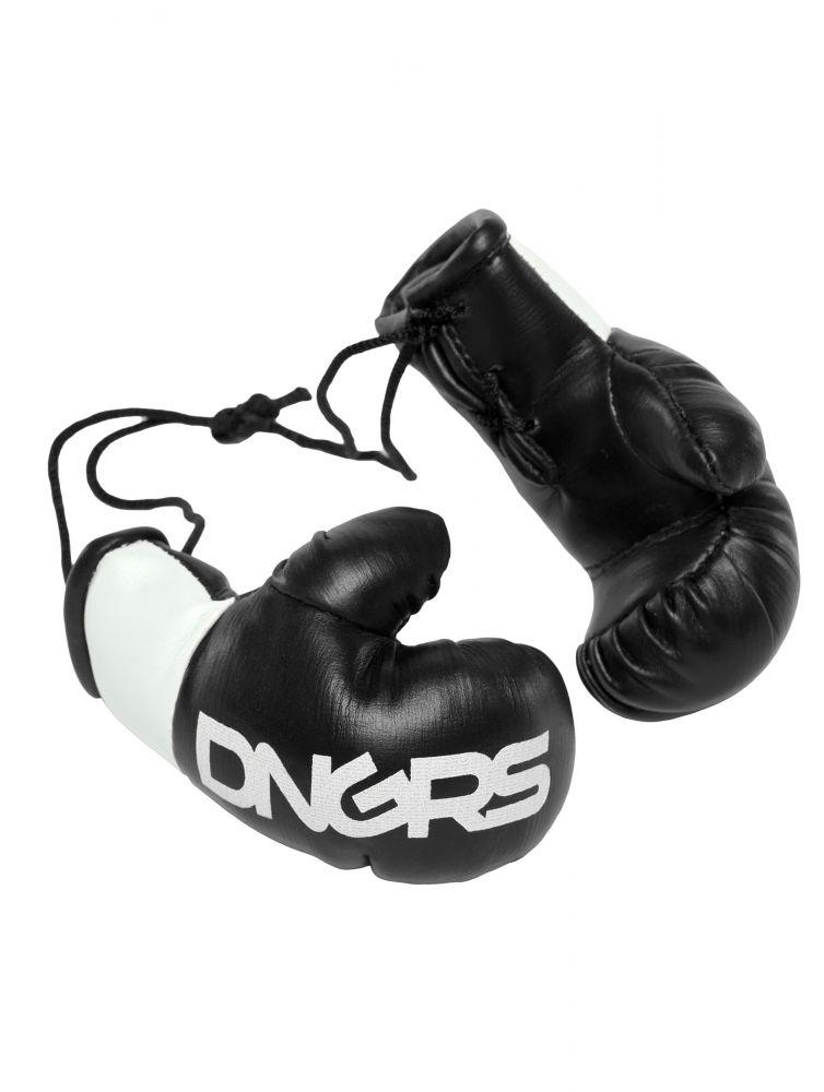 Brelok Dangerous DNGRS More Mini in black