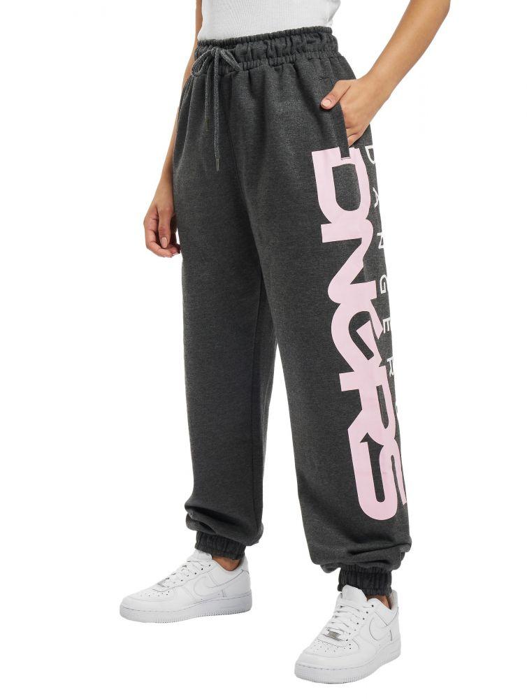 Dangerous DNGRS / Sweat Pant Classic in grey