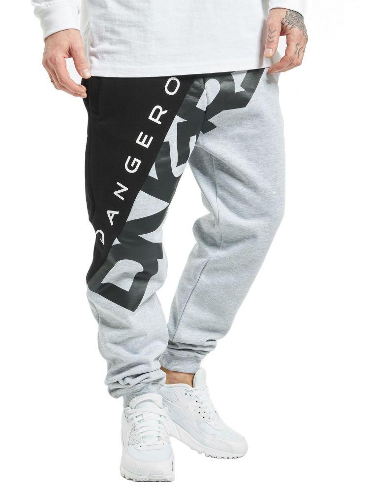 Spodnie dresowe Dangerous Pivot szare czarne