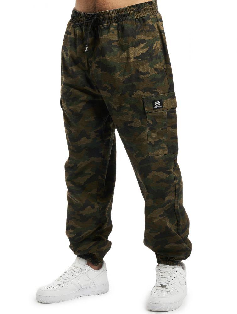 Spodnie bojówki Ecko Unltd. Richmond cargo grn