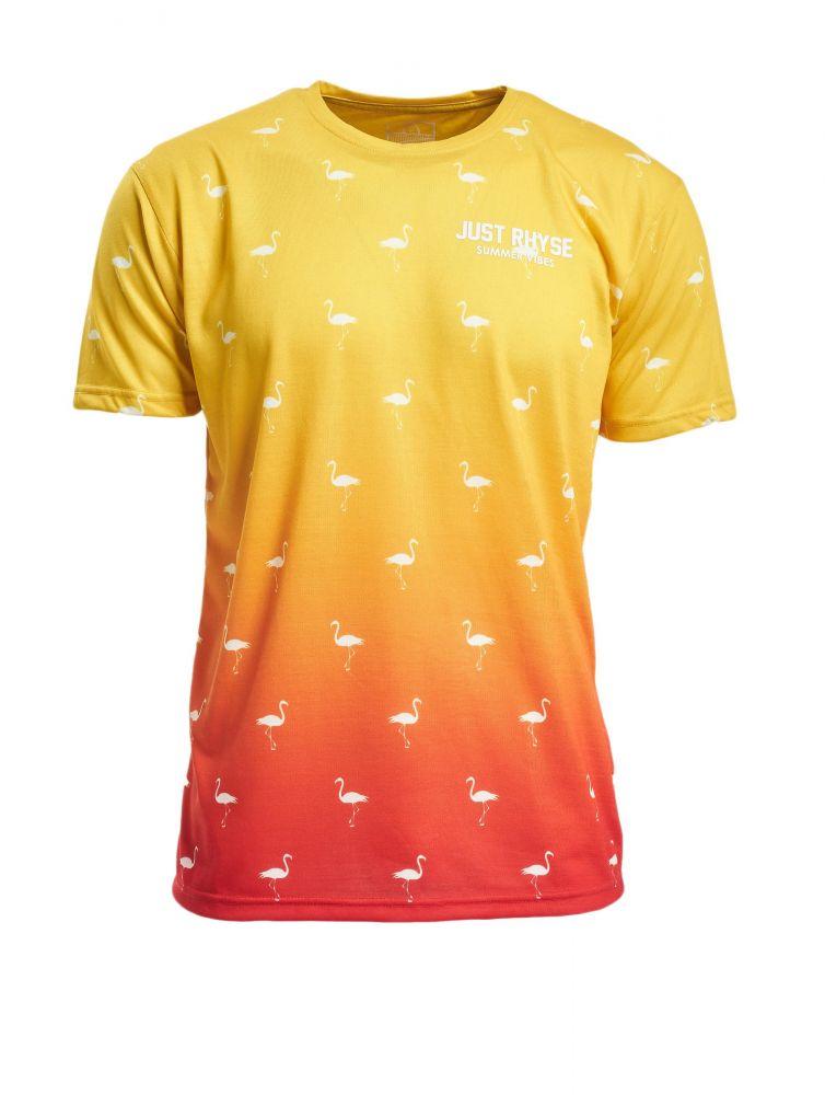 Koszulka letnia Just Rhyse Bellview żółta