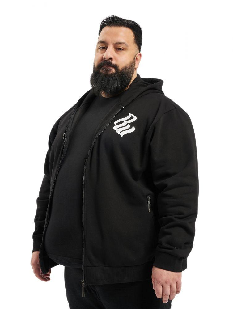 Bluza rozpinana Rocawear Big Brand czarna size