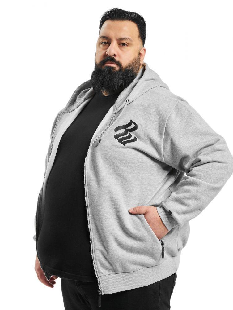 Bluza rozpinana Rocawear Big Brand szara size