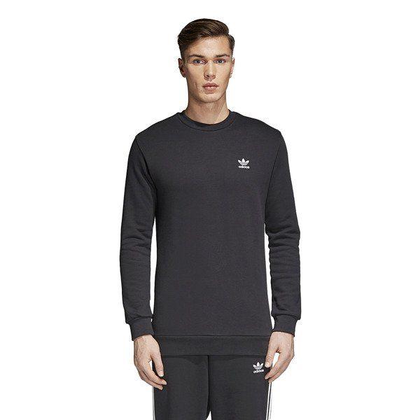Bluza adidas essential crew (dv1600) black