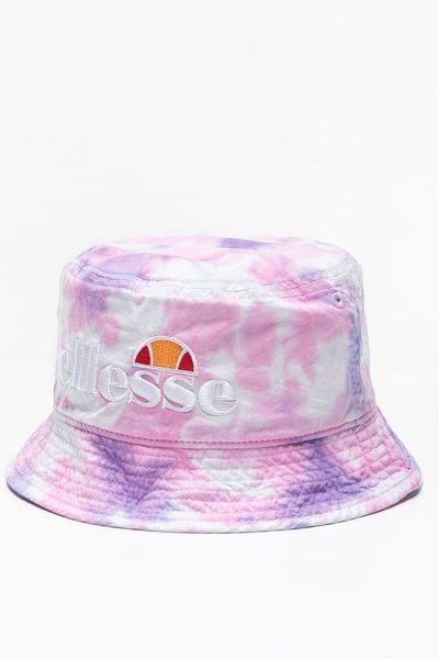 Bucket hat hallan (saia1878-846) tye dye pink