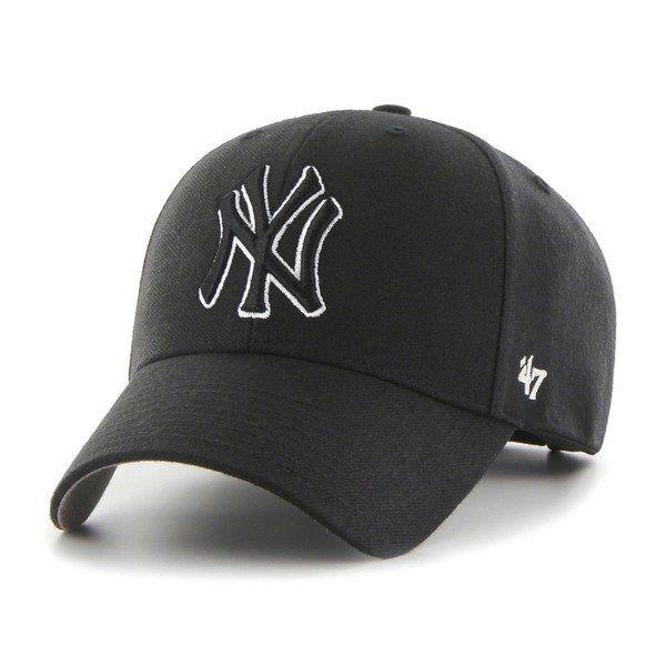 Czapka 47 brand mvp new york yankees czarna