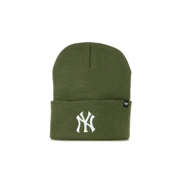 Czapka zimowa 47 brand mlb new york yankess  '47 cuff knit (charcoal)
