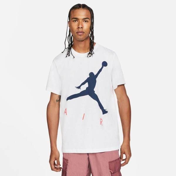 Koszulka jordan jumpman hbr (cv3425-100) white
