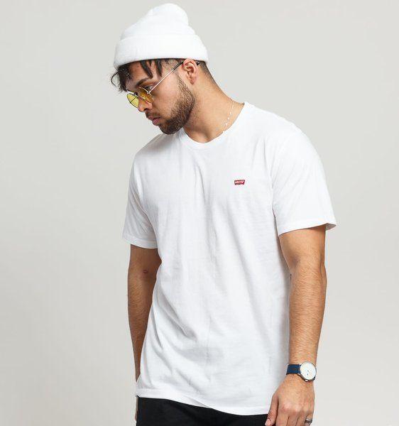 Koszulka levi's original tee patch (56605-000) white