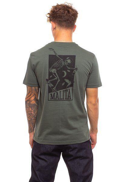 Koszulka malita blunt/94 khaki
