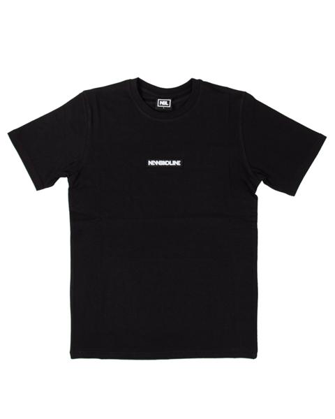 Koszulka new bad line unn black