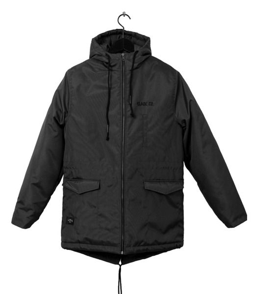 Parka elade winter elade co. black
