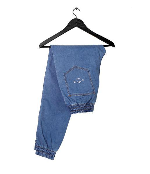 Spodnie elade jogger baggy ii light denim