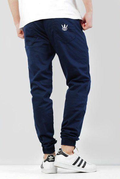 Spodnie jigga wear jogger jeans black