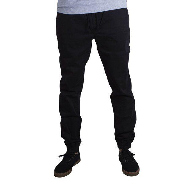 Spodnie malita jogger black stripes