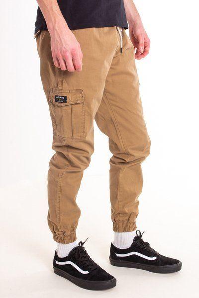 Spodnie malita jogger cargo beige
