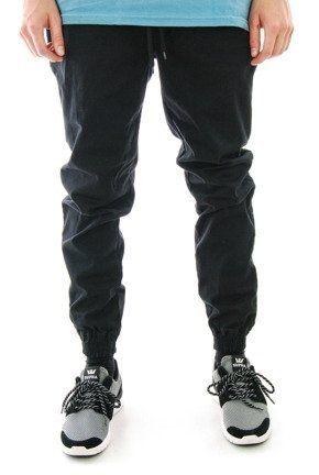 Spodnie nasa hustla jogger jeans black