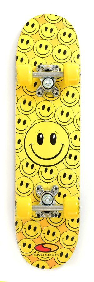 Deskorolka ut-2406 smile
