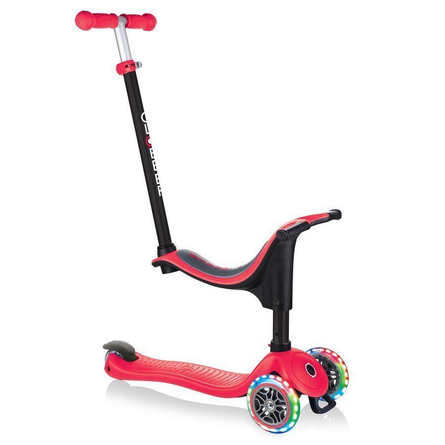 Hulajnoga jeździk rowerek globber go-up sporty lights 452-102-3 s