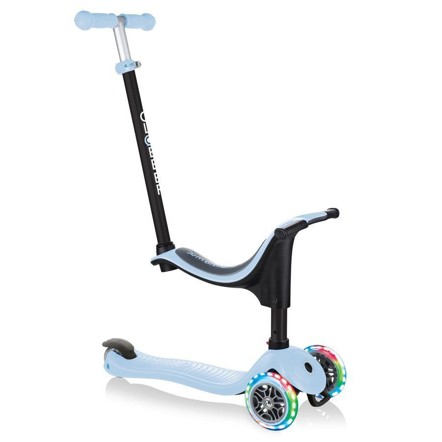 Hulajnoga jeździk rowerek globber go-up sporty lights 452-200-3 s