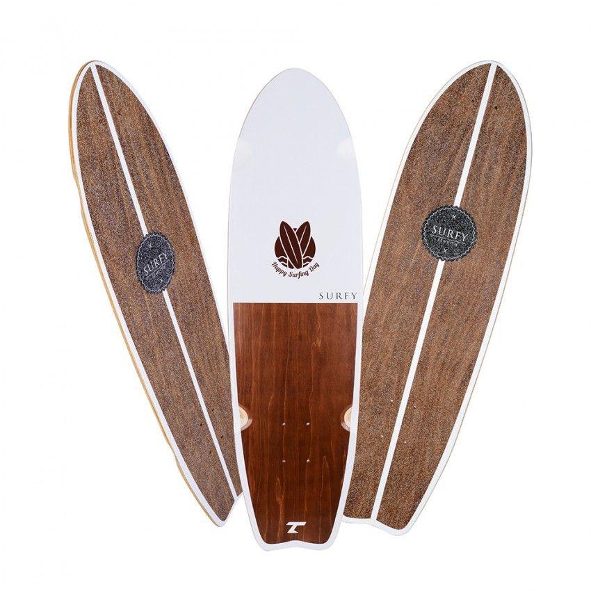 Deska do longboardu tempish surfy