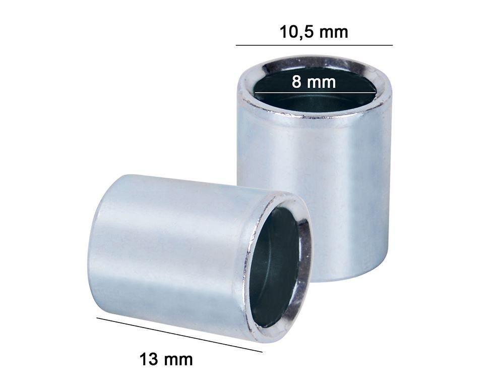 Dystanse tempish 13mm x 8mm