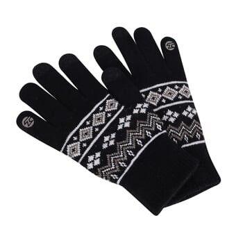 Rękawiczki Tempish Touchscreen czarne do smartfona