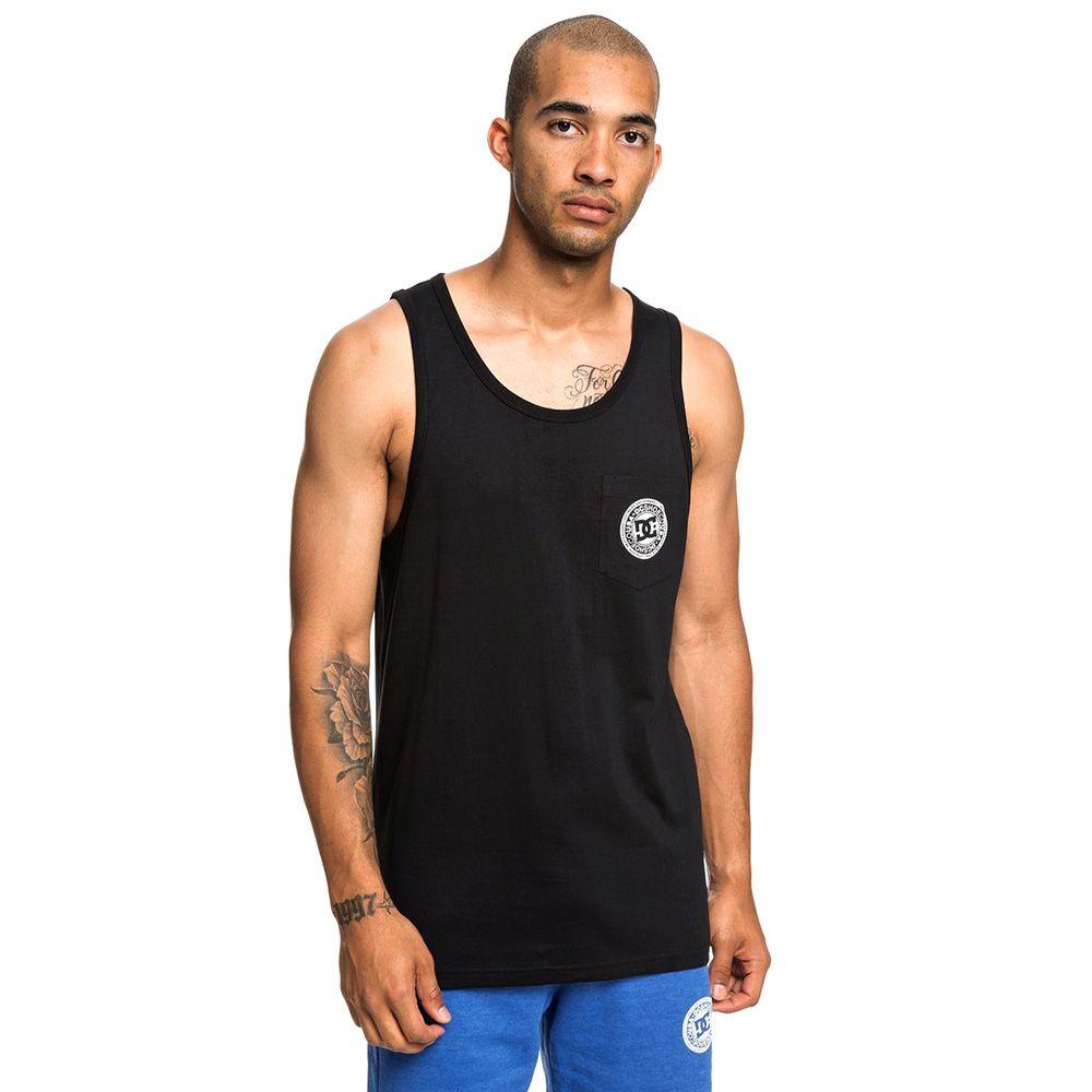 Koszulka Tank top DC shoe Pocket Vest czarna
