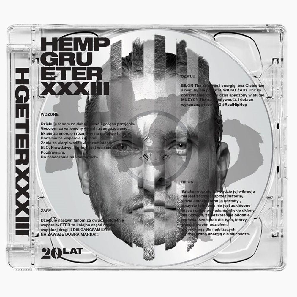 PŁYTA CD HEMP GRU ETER