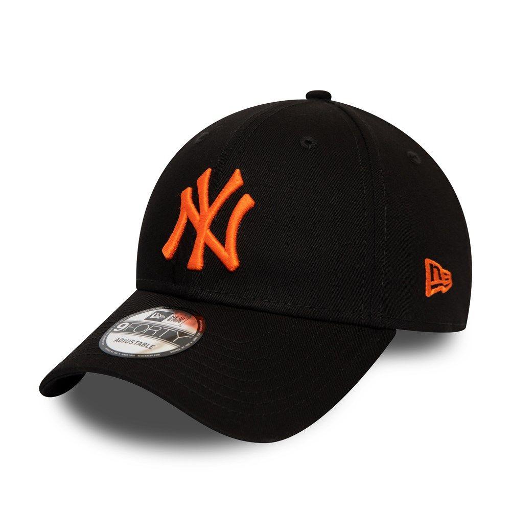 Czapka new era 9forty cap osfm 12134896 orange