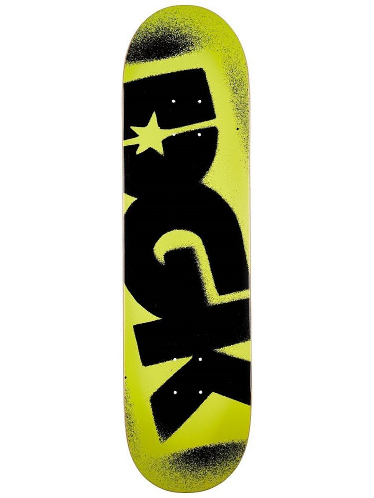 Blat Deck DGK OG Logo Yellow do deskorolki 8.25