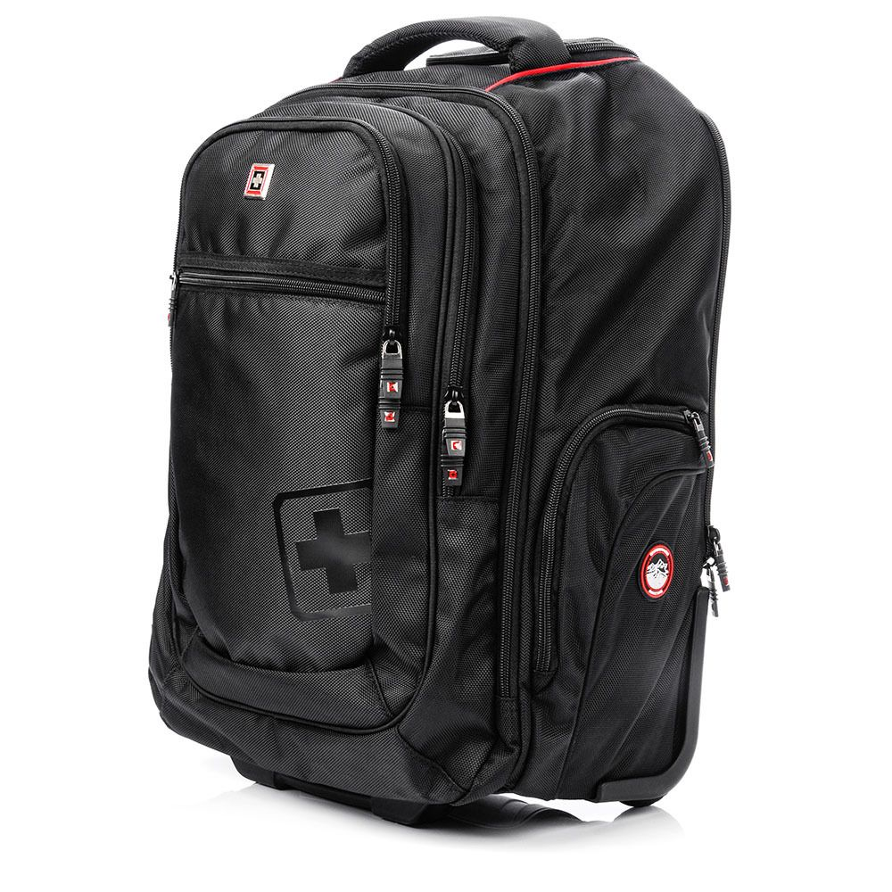 Plecak na laptopa SwissBag The Traveller 42L