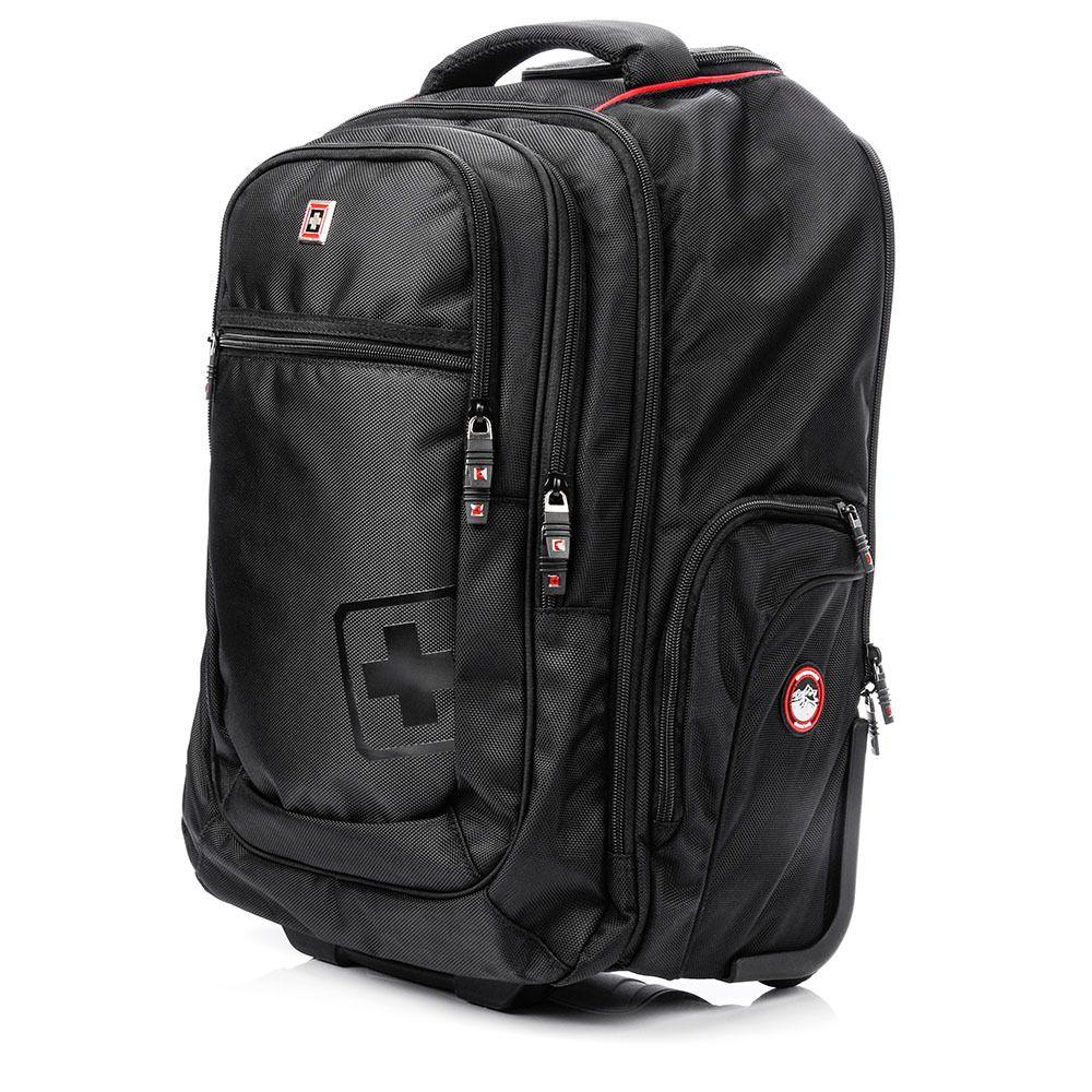 Plecak na laptopa SwissBags The Traveller 42L